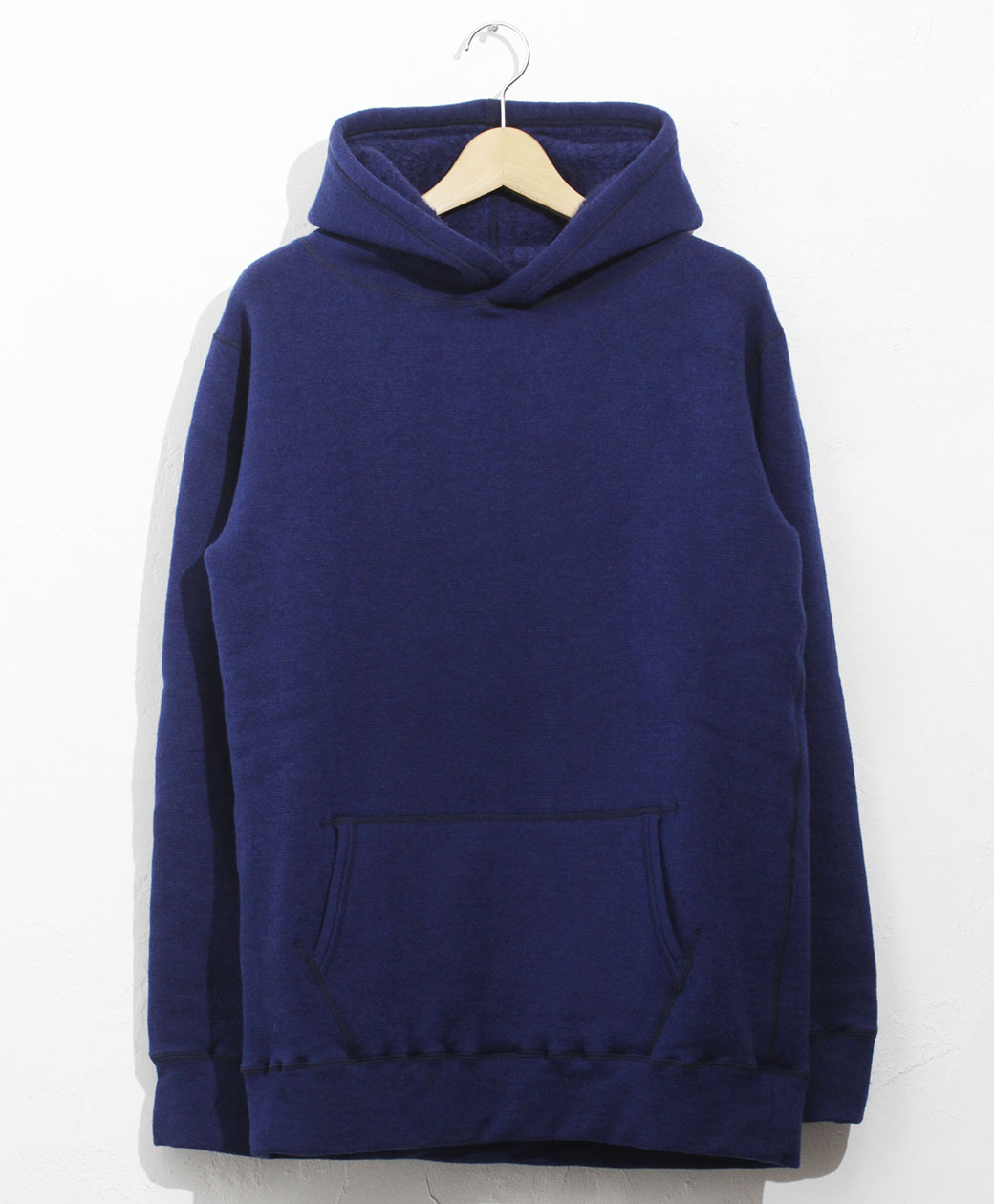 yetina pullover hoodie(Royal blue)