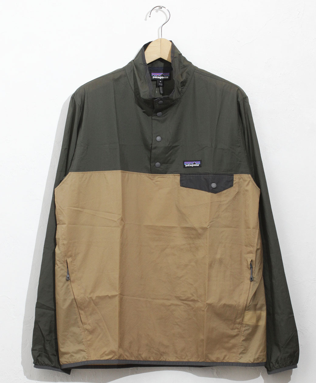 patagonia M's Houdini Snap-T Pullover(CSC)