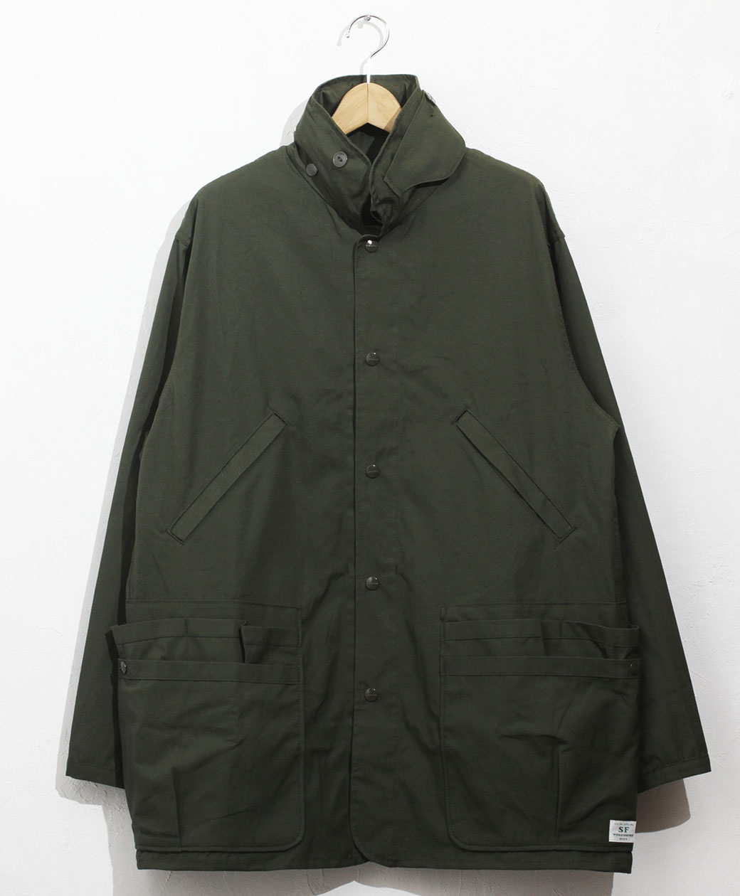 SASSAFRAS Overgrown Coat(Weather)