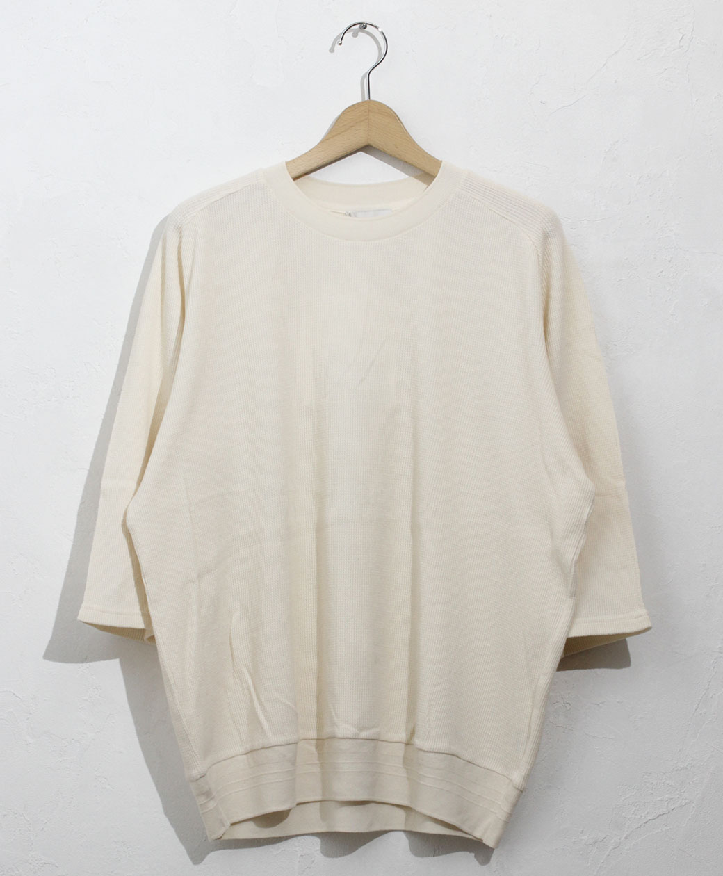 flistfia 3/4 Sleeve Sweater(Off White)