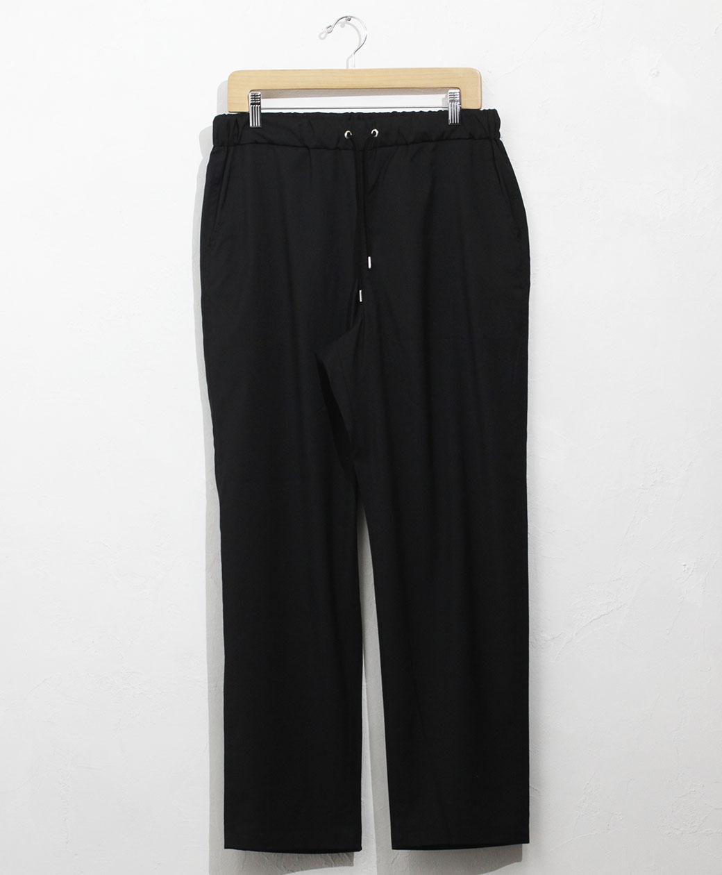 flistfia Semi Wide Relaxed Pants(Black)