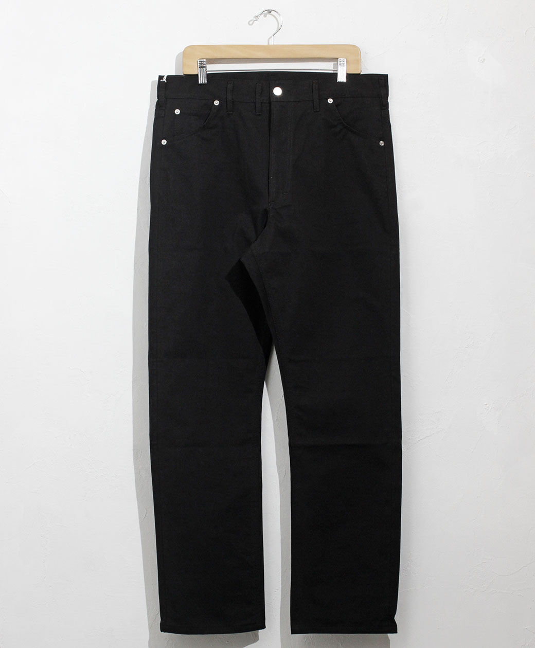 TUKI cowboy pants(black)