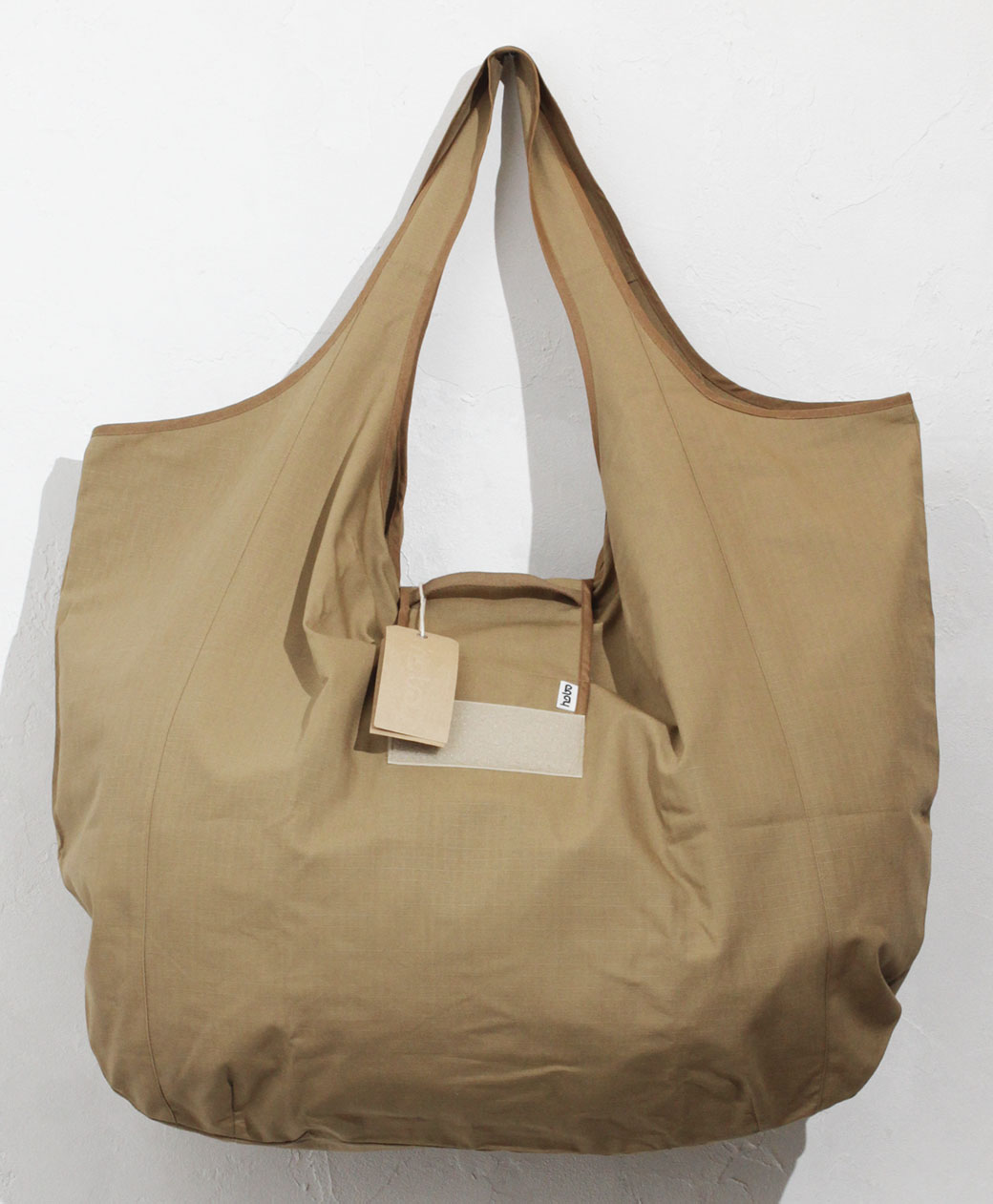 hobo COTTON RIPSTOP PACKABLE TOTE BAG