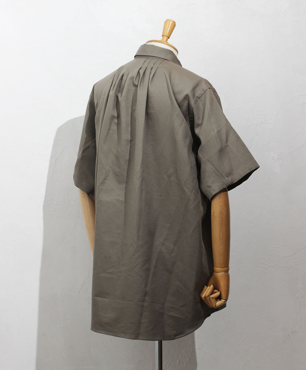 SUNNY ELEMENT Sleeping Shirt S/S(Smoke)