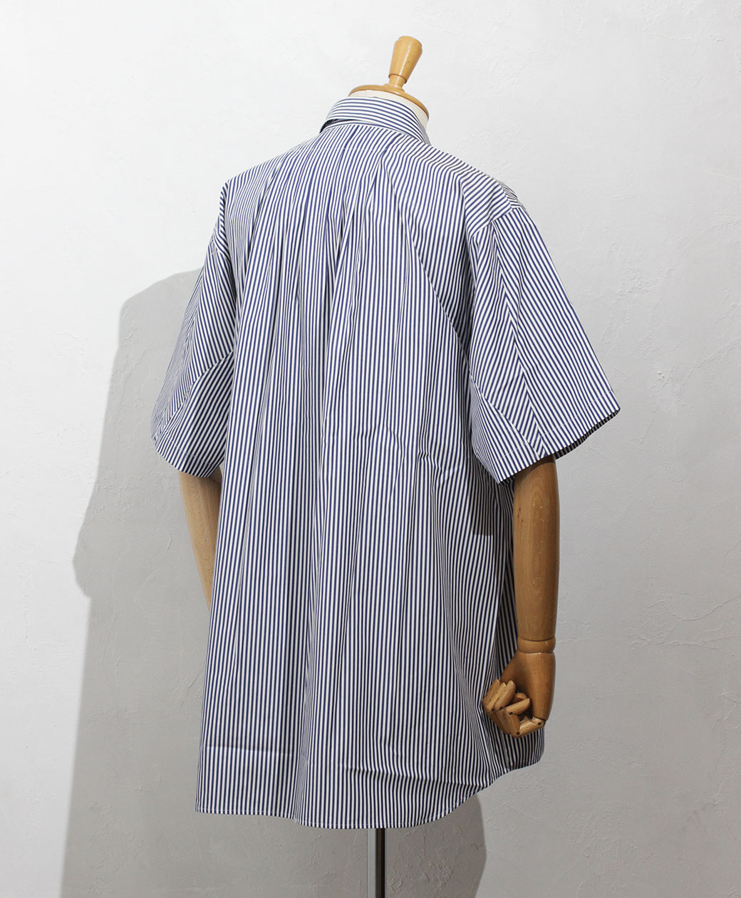 SUNNY ELEMENT Sleeping Shirt S/S(Blue Stripe)