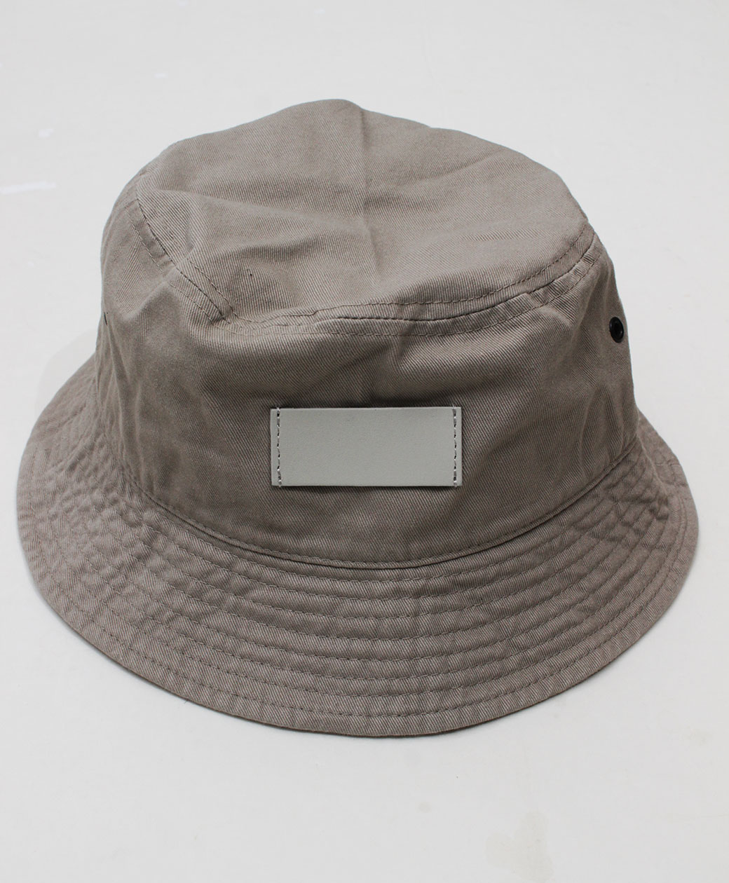 hobo COTTON TWILL BUCKET HAT(BEIGE)