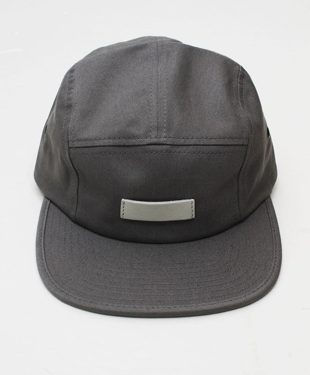 hobo COTTON TWILL JET CAP(GRAY)