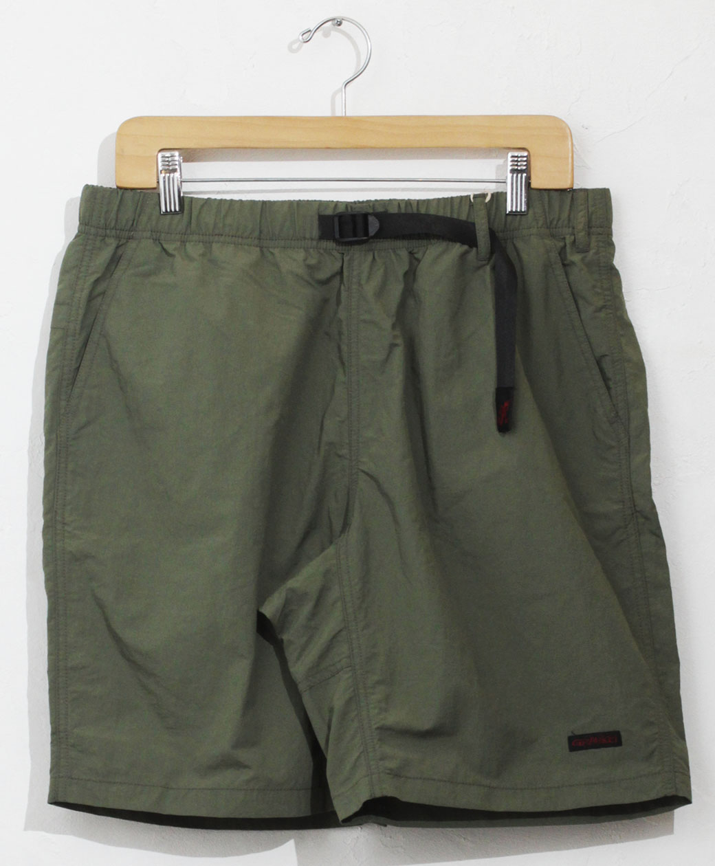 GRAMICCI SHELL PACKABLE SHORTS(OLIVE)