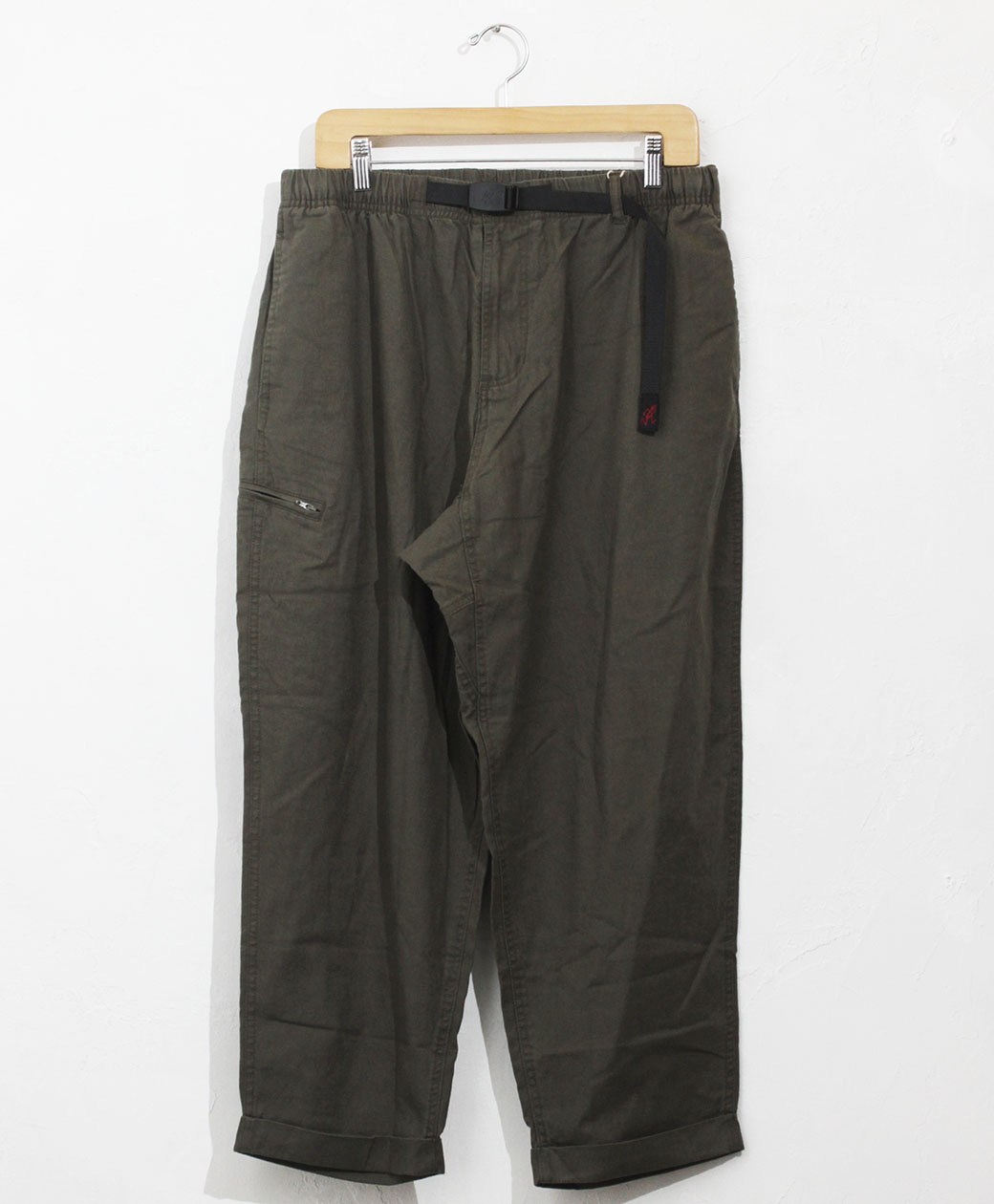 GRAMICCI LINEN COTTON RESORT PANTS(OLIVE)