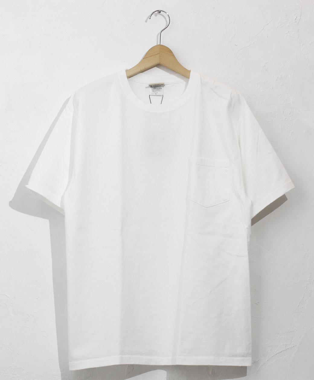 Goodwear REGULER-FIT SHORT SLEEVE T(WHITE)