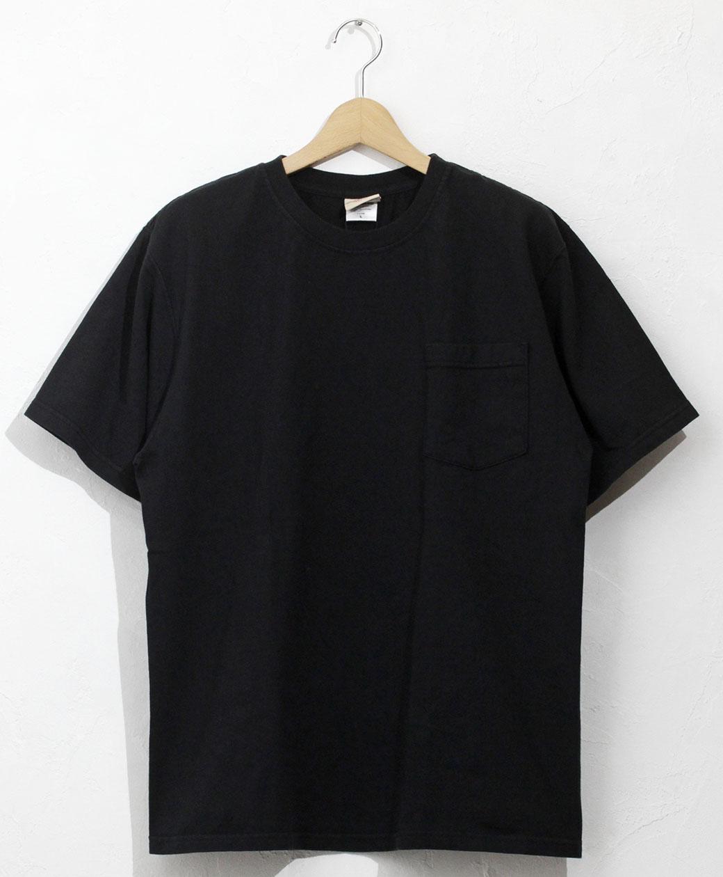 Goodwear REGULER-FIT SHORT SLEEVE T(BLACK)