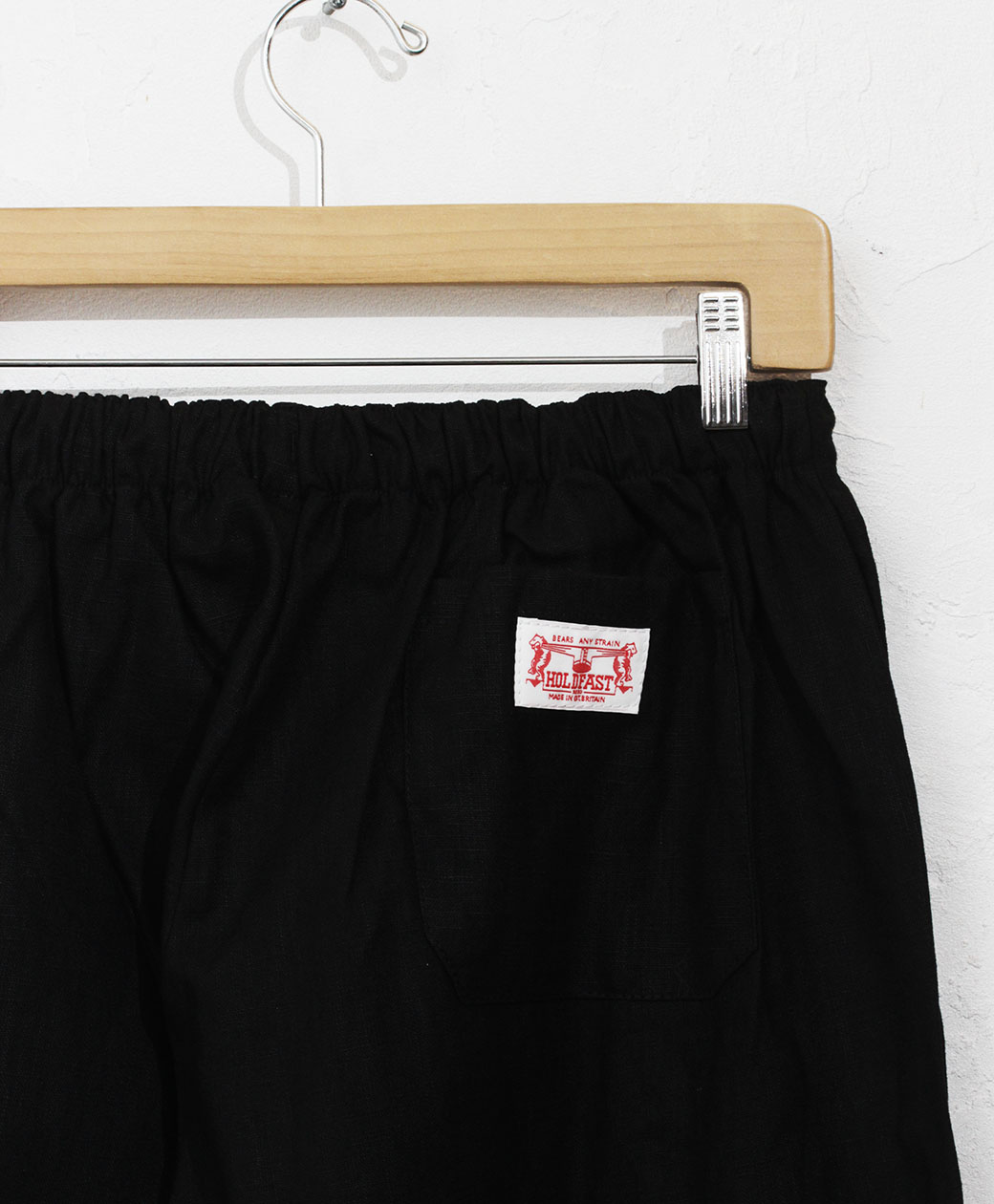 HOLDFAST CHEFS TROUSERS(WASHED LINEN)