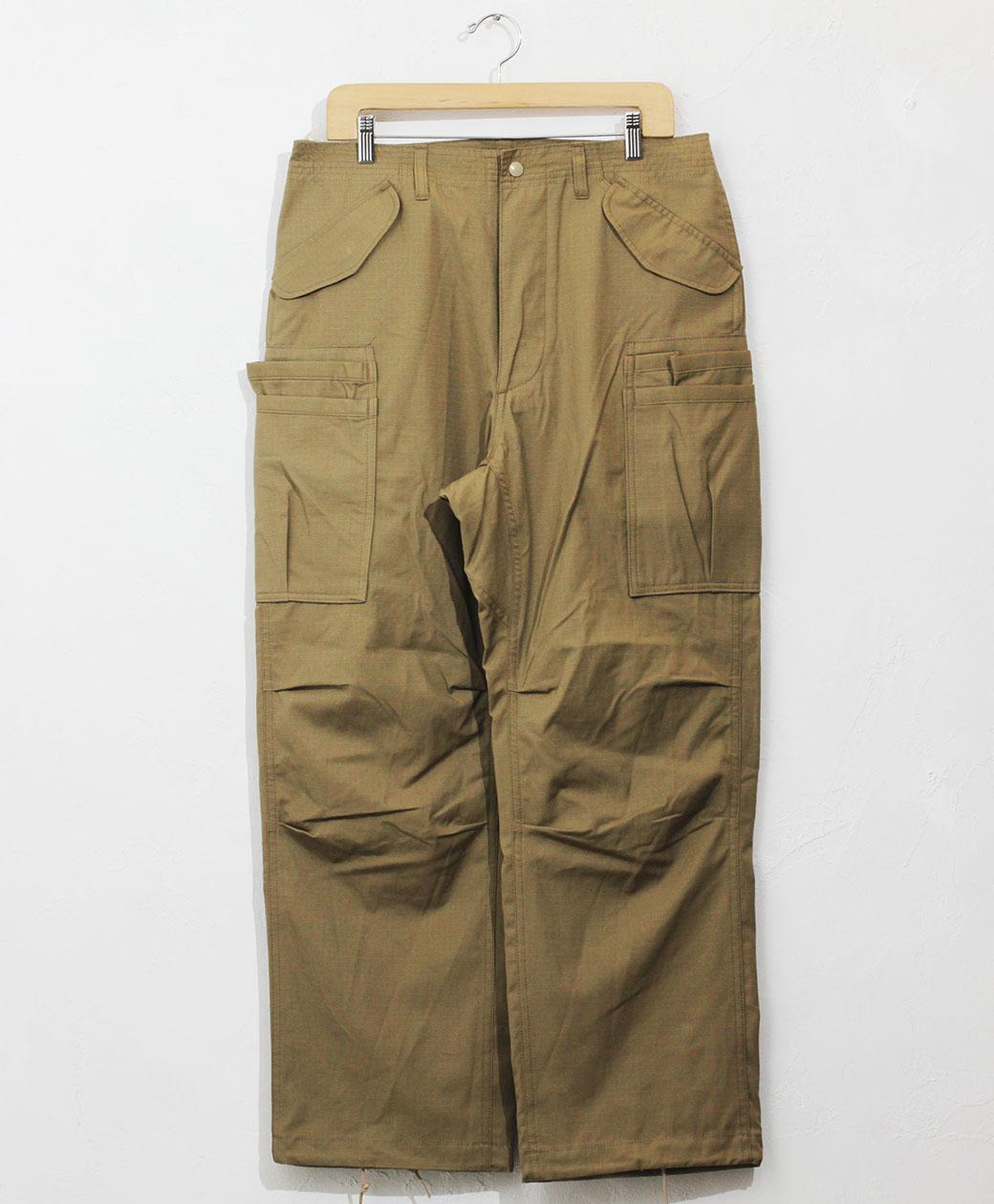 SASSAFRAS Overgrown Pants(Ripstop)