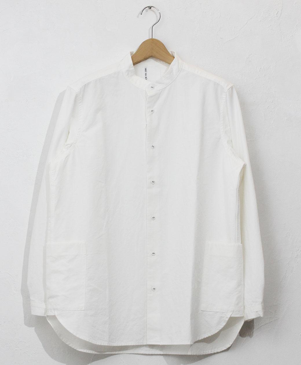 BRU NA BOINNE SCスナフシャツ(ホワイト)