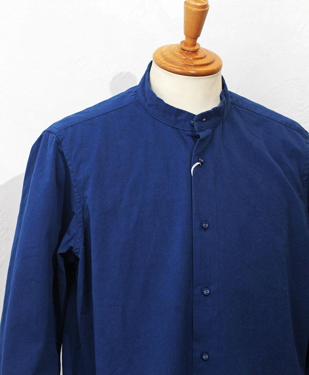 BRU NA BOINNE SCスナフシャツ(ブルー)