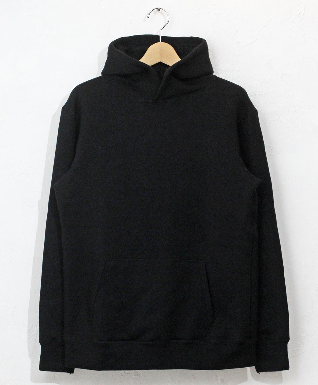 yetina pullover hoodie(black)