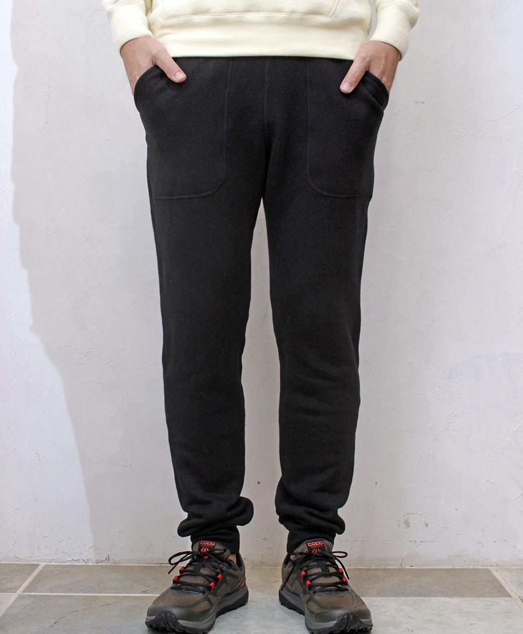 yetina sweat pants(black)