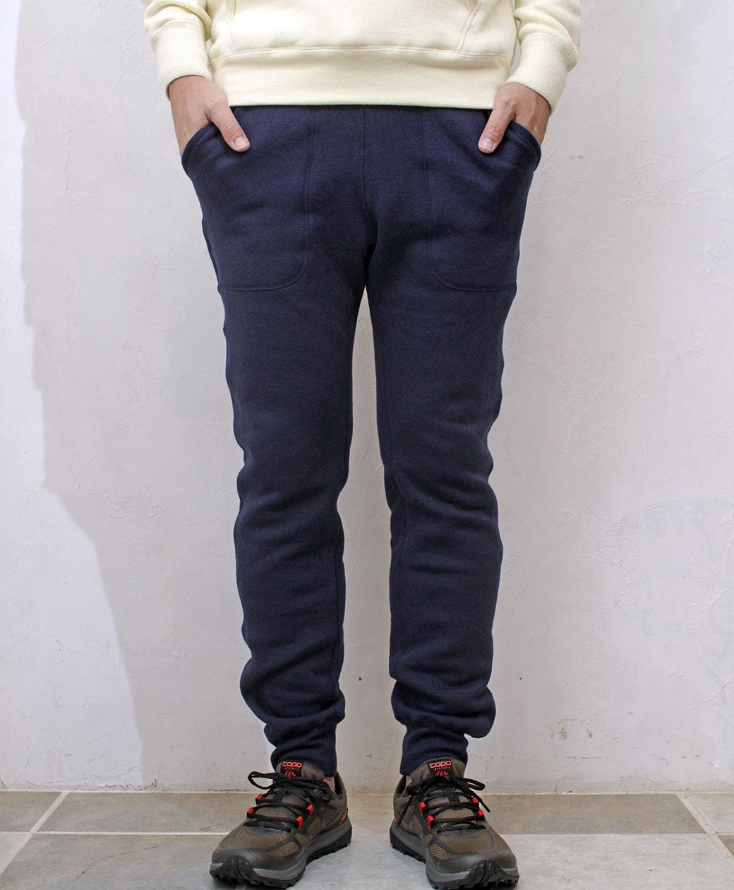 yetina sweat pants(dark navy)