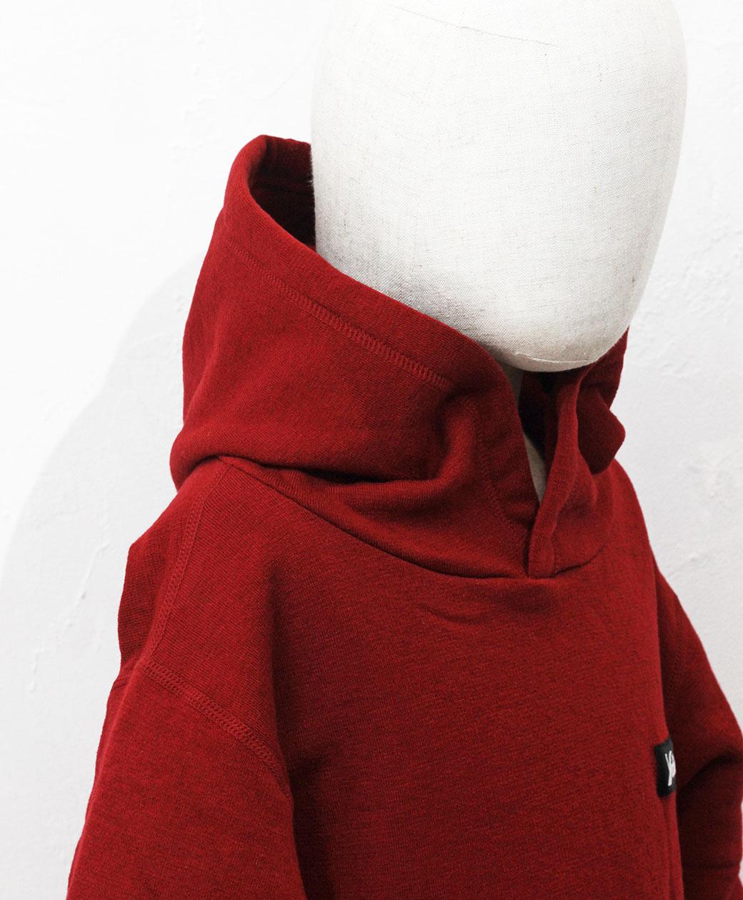 yetina kids pullover hoodie(american red)