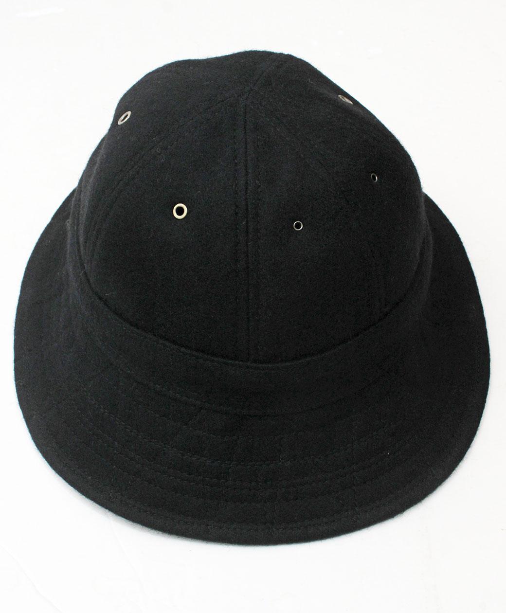 BlueBooks Co. Random Military Hat(Melton BLK)