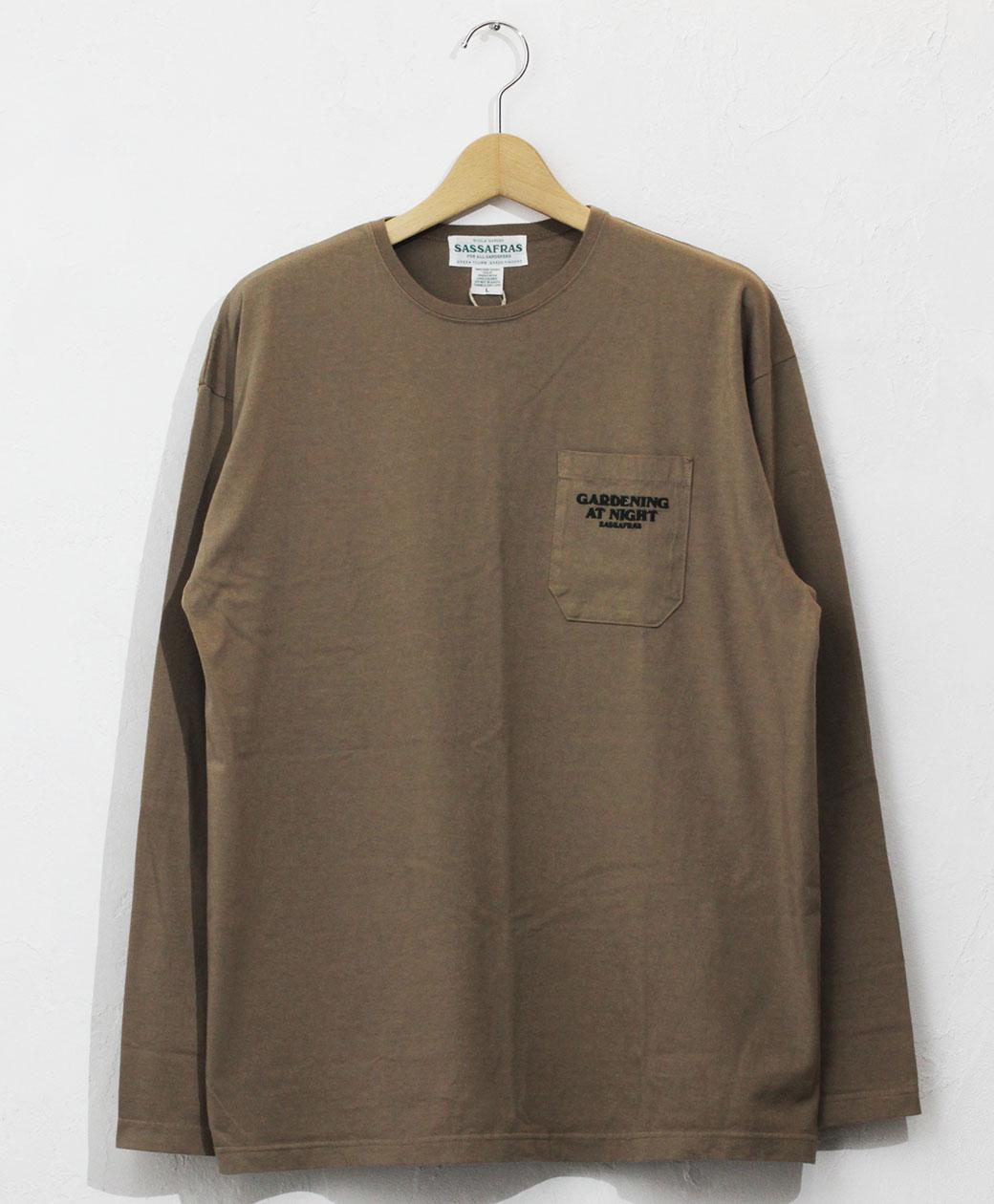 SASSAFRAS CCP T SF EMB(Single Yarn Cotton)